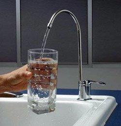 Установка фильтра очистки воды город Екатеринбург