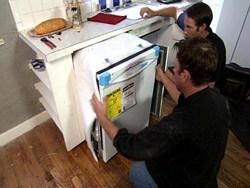 Установка посудомоечной машины в Екатеринбурге